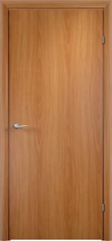 Дверь ламинированная межкомнатная ПГ миланский орех